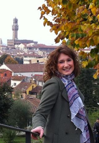 Giulia Bacci è guida turistica per Firenze e Provincia in italiano, inglese e francese
