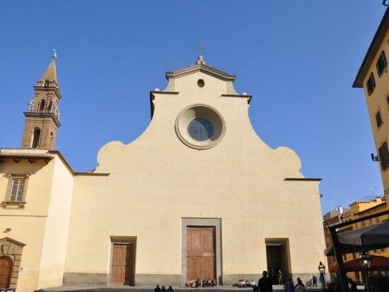 La Chiesa di Santo Spirito