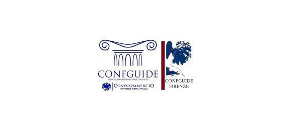 Mi onoro di far parte di ConfGuide - Guide Turistiche Firenze. L'associzione, della quale sono Consigliere Provinciale, aderisce a ConfCommercio e rappresenta un cospicuo numero di guide turistiche di Firenze.