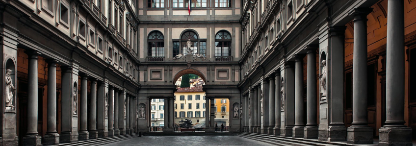 Organizza la tua visita guidata agli Uffizi in italiano con Giulia Bacci, guida turistica di Firenze abilitata dalla Città Metropolitana. Un tour personalizzato in uno dei musei più belli del mondo.