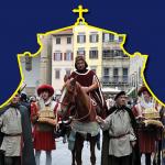 Con l'Epifania si celebra la notte nella quale Gesù si mostra ai Magi. Una tradizione antica e molto sentita a Firenze. Quest'anno la rievocazione farà tappa a Santo Spirito per omaggiare lo splendido presepe della Lucania.