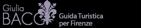 Giulia Bacci, guida turistica. visite guidate a Firenze