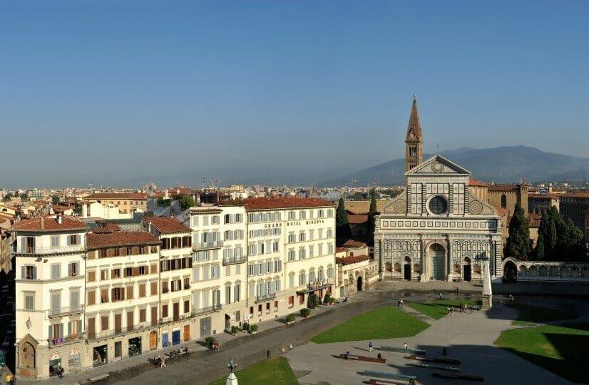 La Basilica di Santa Maria Novella è il punto di partenza perfetto per visitare firenze in mezza giornata