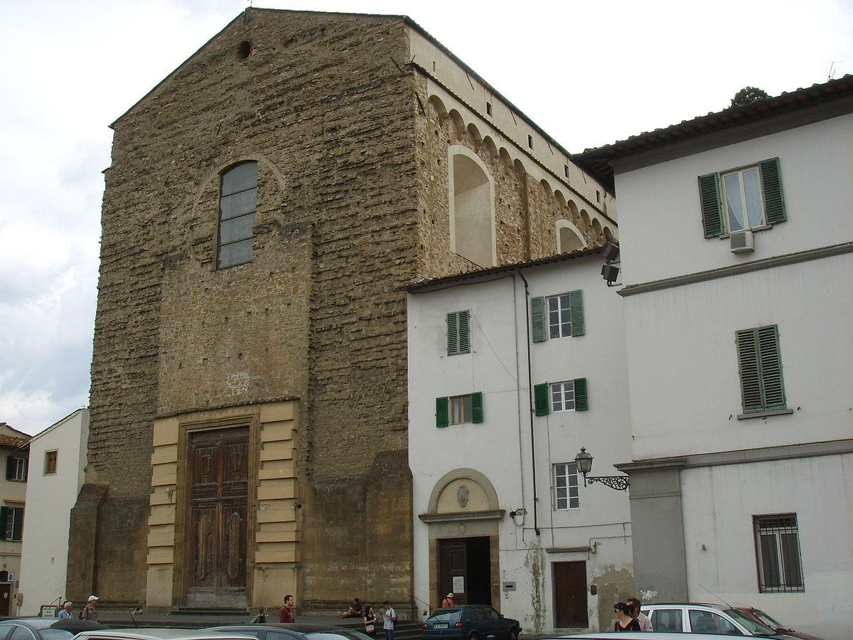 Chiesa del Carmine con la Cappella Brancacci