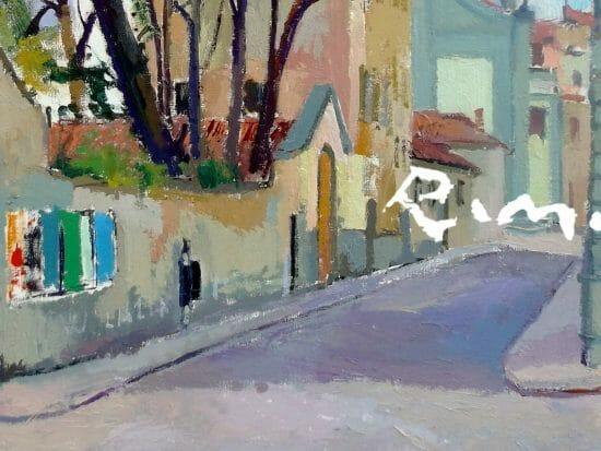 "La mostra Rodolfo Marma ""Firenze, New York, Firenze "" alla FirenzeArt Gallery dal 18/04/2019 al 18/05/2019"