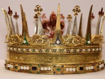 La Corona Granducale realizzata da Paolo Penko
