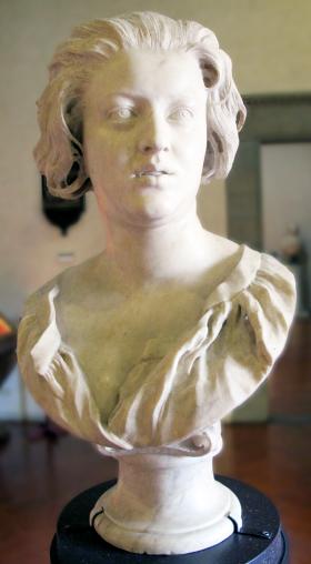 Ritratto di Costanza Bonarelli del Bernini