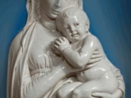 Luca della Robbia: Madonna con Bambino