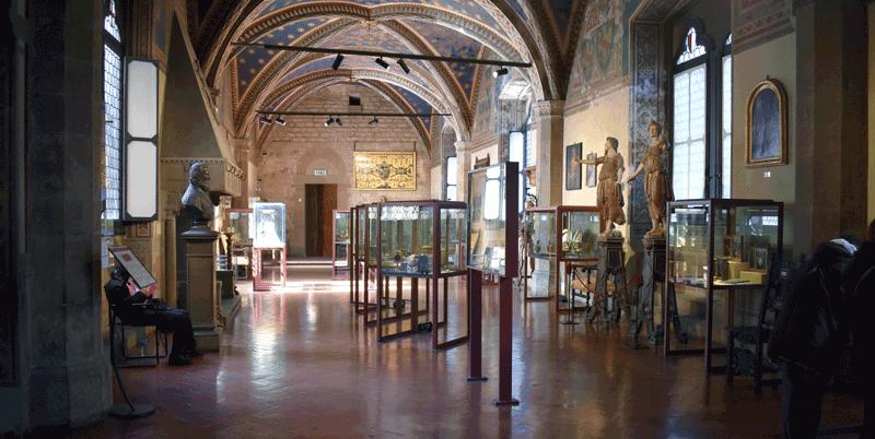 La Sala Carrand del Bargello