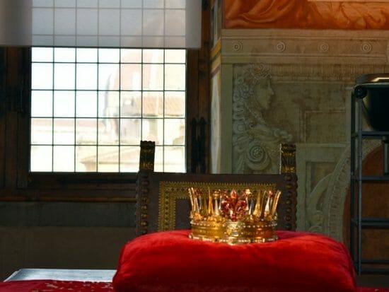 Corona Cosimo I Medici Granduca