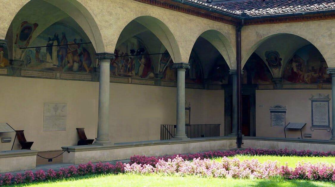 San Marco è una tappa fondamentale per una visita guidata di Firenze. I