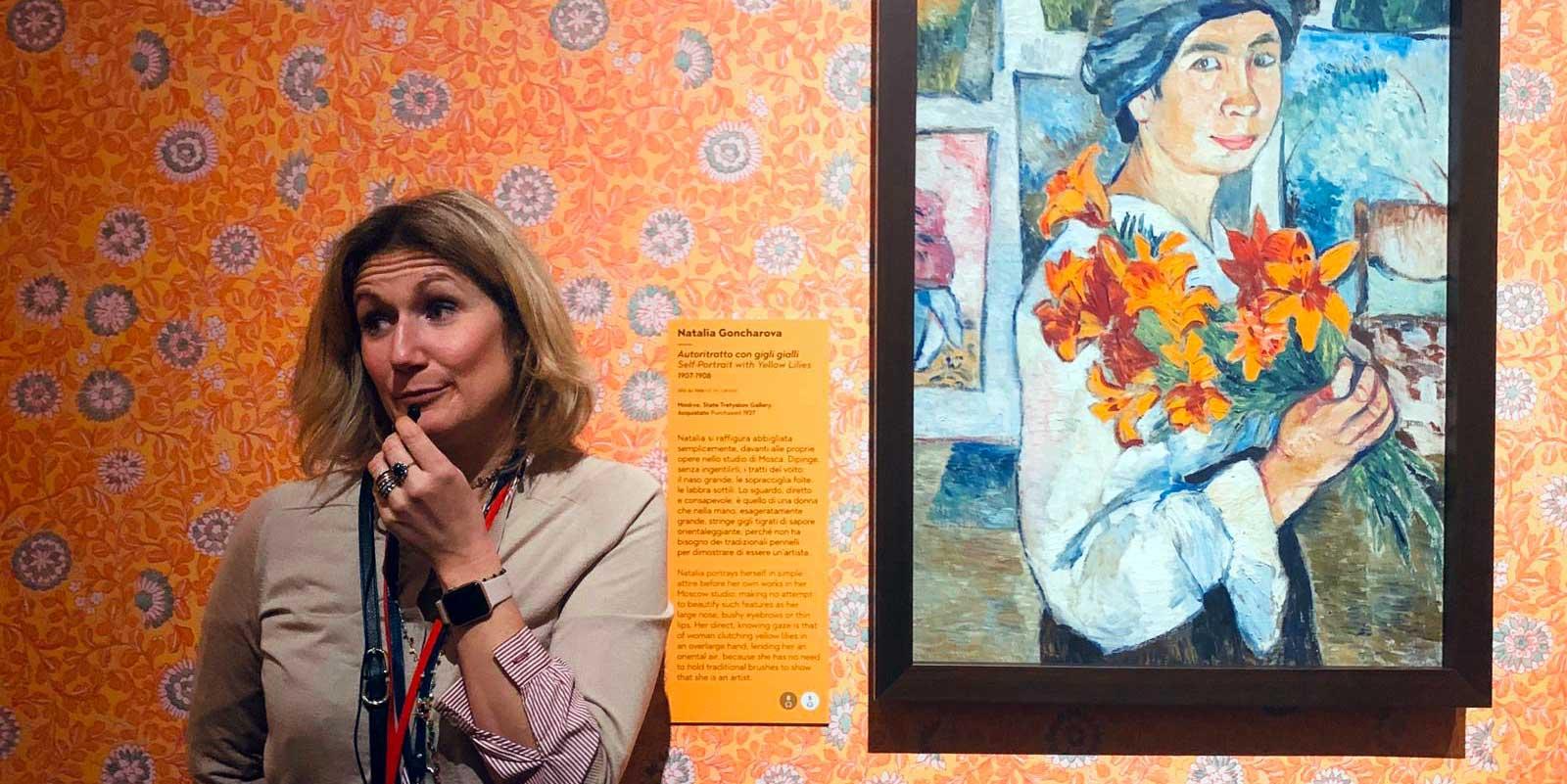 Giulia Bacci, Guida Turistica a Firenze