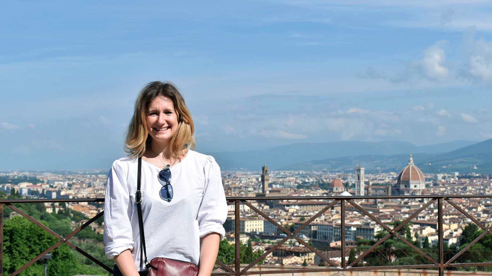 Tour Guide in Florence and Tuscany in english
