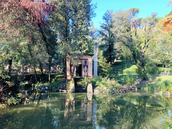 Parco Museo Stibbert con Tempio Egizio