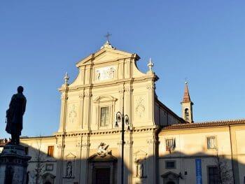 San Marco è una tappa fondamentale per una visita guidata di Firenze. Scopri la storia del convento domenicano e le bellezze del museo insieme ad una guida.