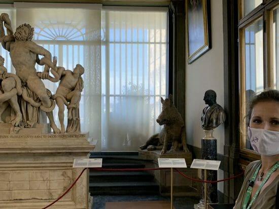 laocoonte di baccio bandinelli Uffizi