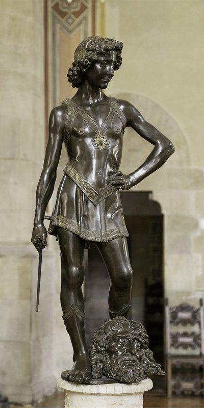 Il David del Verrocchio