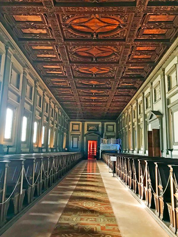 La Biblioteca Medicea Laurenziana