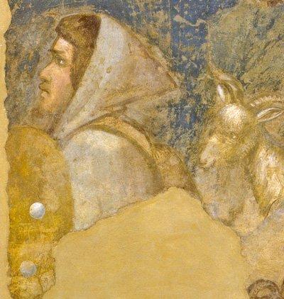 Il Polittico di Giotto della Badia Fiorentina, oggi agli Uffizi
