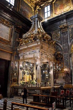 La Cappella della Santissima Annunziata