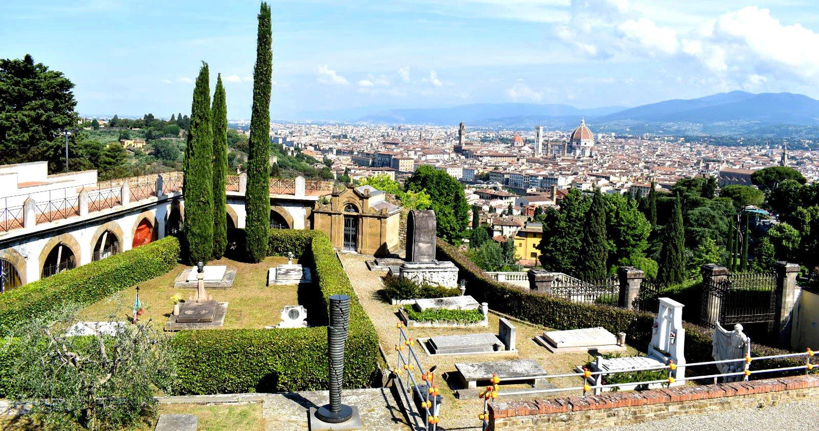 Cimitero Porte Sante San Miniato al Monte