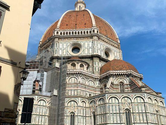 Cupola del Duomo di Brunelleschi a Firenze